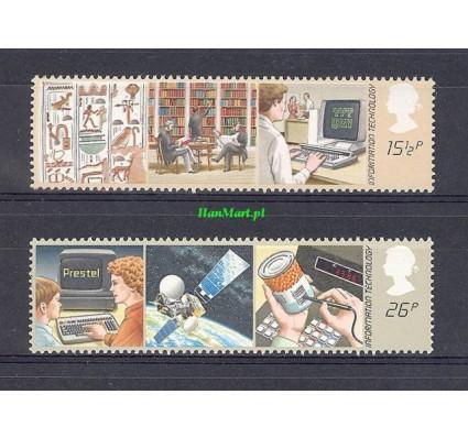 Znaczek Wielka Brytania 1982 Mi 927-928 Czyste **
