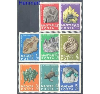 Znaczek Węgry 1969 Mi 2520-2527 Czyste **