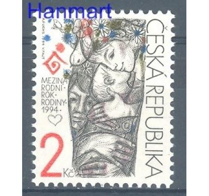 Znaczek Czechy 1994 Mi 31 Czyste **