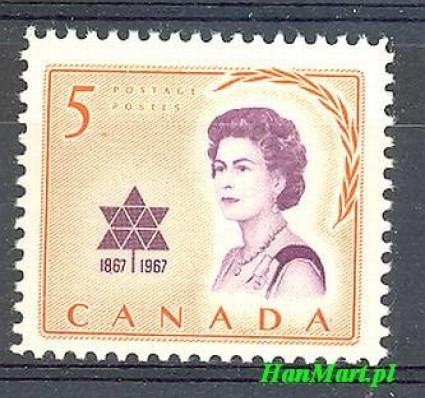 Kanada 1967 Mi 412 Czyste **