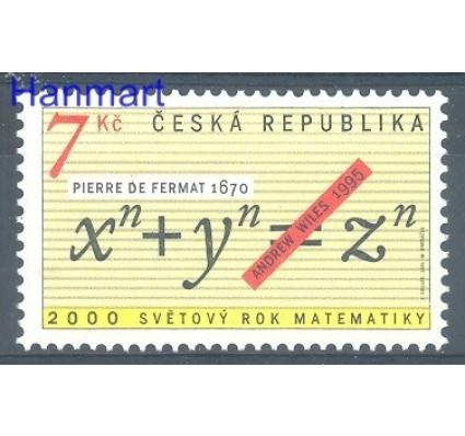 Znaczek Czechy 2000 Mi 259 Czyste **