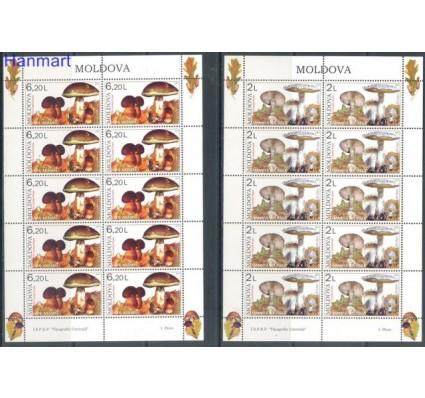 Mołdawia 2007 Mi ark 578-581 Czyste **