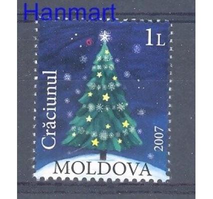 Znaczek Mołdawia 2007 Mi 602 Czyste **