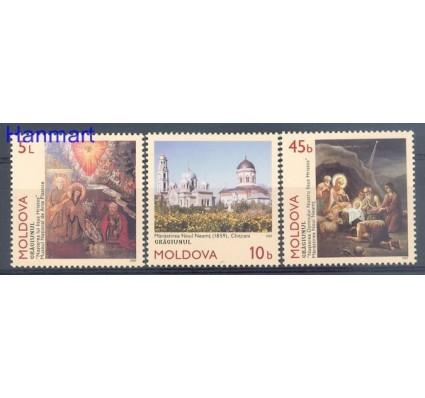 Znaczek Mołdawia 1997 Mi 253-255 Czyste **