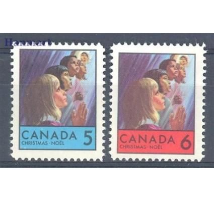 Znaczek Kanada 1969 Mi 444-445 Czyste **