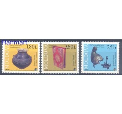 Znaczek Mołdawia 1999 Mi 342-344 Czyste **
