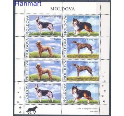 Mołdawia 2006 Mi ark 565-568 Czyste **