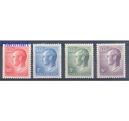 Znaczek Luksemburg 1965 Mi 710-713ya Czyste **
