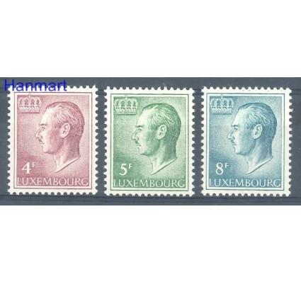 Znaczek Luksemburg 1974 Mi 829-831 Czyste **