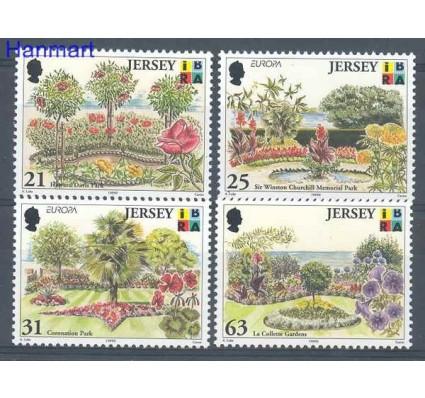 Znaczek Jersey 1999 Mi 884-887 Czyste **