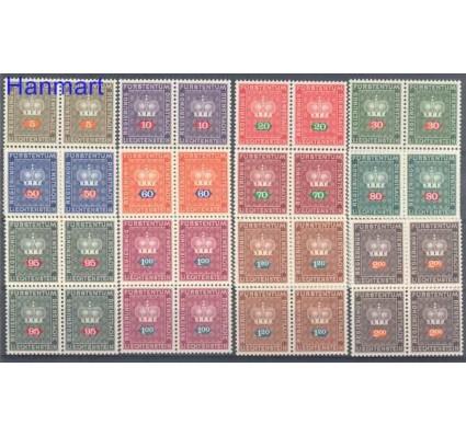 Liechtenstein 1968 Mi die 45-56 Czyste **