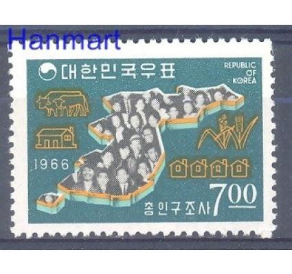 Znaczek Korea Południowa 1966 Mi 551 Czyste **
