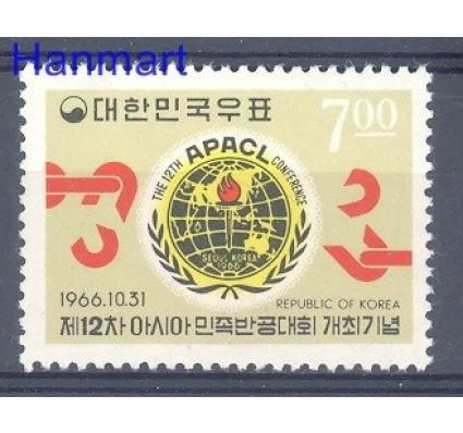 Korea Południowa 1966 Mi 560 Czyste **