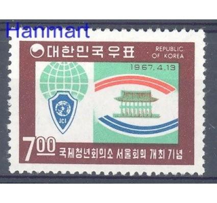 Znaczek Korea Południowa 1967 Mi 576 Czyste **