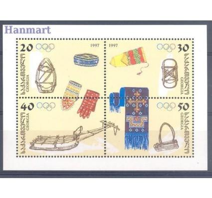 Znaczek Gruzja 1998 Mi 259-262 Czyste **
