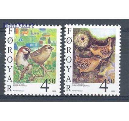 Wyspy Owcze 1999 Mi 352-353 Czyste **