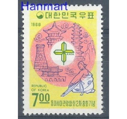Znaczek Korea Południowa 1968 Mi 609 Czyste **