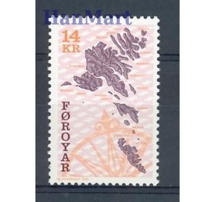 Wyspy Owcze 1998 Mi 347 Czyste **