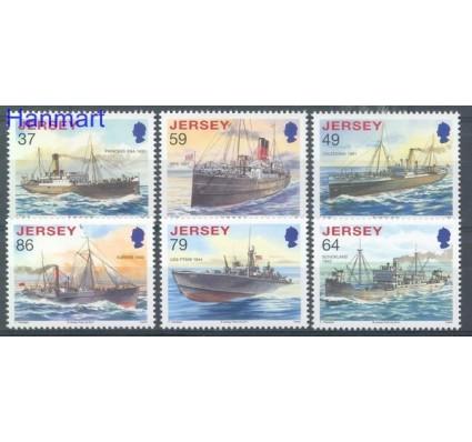 Znaczek Jersey 2011 Mi 1570-1575 Czyste **