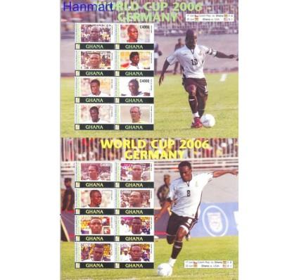 Znaczek Ghana 2006 Mi 3839-3854 Czyste **