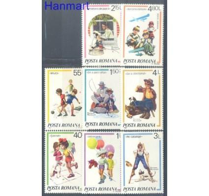 Rumunia 1981 Mi 3829-3836 Czyste **