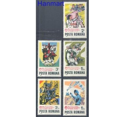 Znaczek Rumunia 1982 Mi 3867-3871 Czyste **