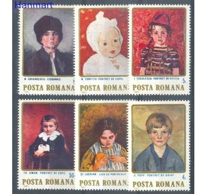 Znaczek Rumunia 1984 Mi 4096-4101 Czyste **