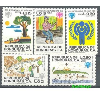 Znaczek Honduras 1980 Mi 960-964 Czyste **