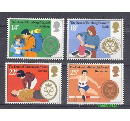 Wielka Brytania 1981 Mi 886-889 Czyste **