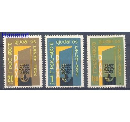 Portugalia 1960 Mi 880-882 Czyste **