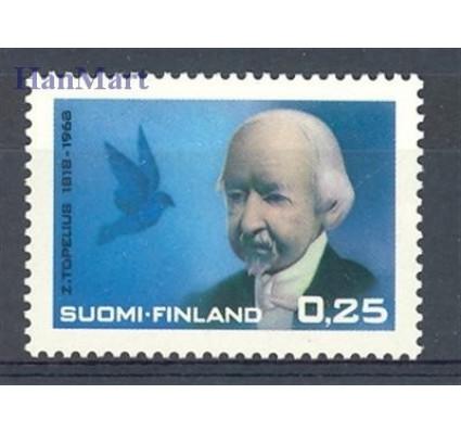 Znaczek Finlandia 1968 Mi 639 Czyste **