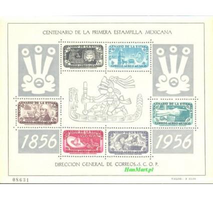 Meksyk 1956 Mi bl 2 Czyste **