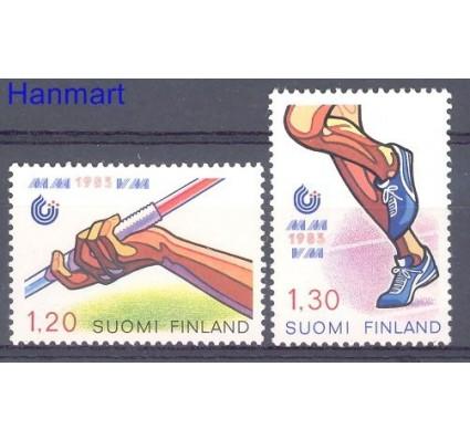 Finlandia 1983 Mi 929-930 Czyste **