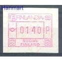 Finlandia 1988 Mi aut 4 Czyste **