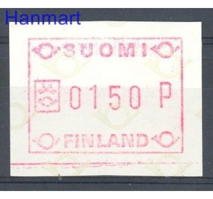 Znaczek Finlandia 1989 Mi aut 5 Czyste **