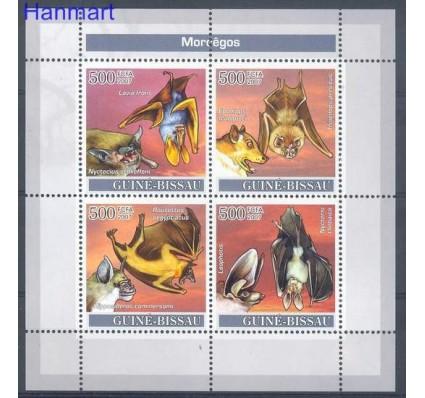 Znaczek Gwinea Bissau 2007 Mi 3628-3631 Czyste **