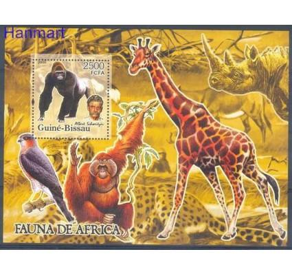 Znaczek Gwinea Bissau 2005 Mi bl 544 Czyste **