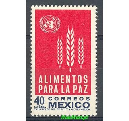 Meksyk 1963 Mi 1135 Czyste **