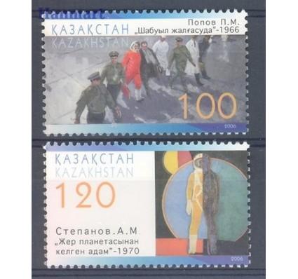 Znaczek Kazachstan 2006 Mi 530-531 Czyste **