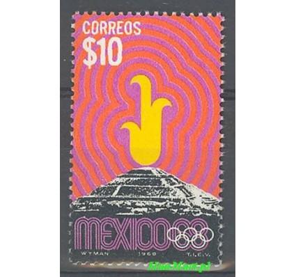 Znaczek Meksyk 1968 Mi 1282 Czyste **