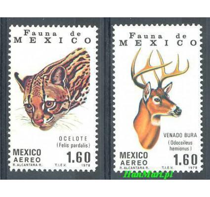 Znaczek Meksyk 1978 Mi 1605-1606 Czyste **