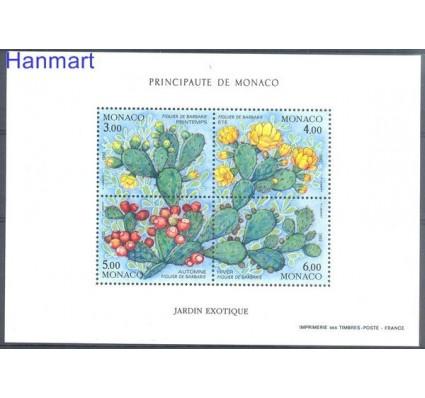 Monako 1992 Mi bl 53 Czyste **