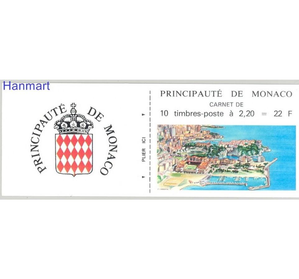 Monako 1987 Mi mh O-1 Czyste **