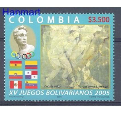 Znaczek Kolumbia 2005 Mi 2386 Czyste **