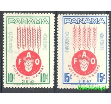 Panama 1963 Mi 647-648 Czyste **