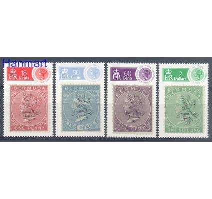 Znaczek Bermudy 1990 Mi 577-580 Czyste **