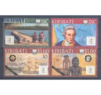 Kiribati 1988 Mi 506-509 Czyste **
