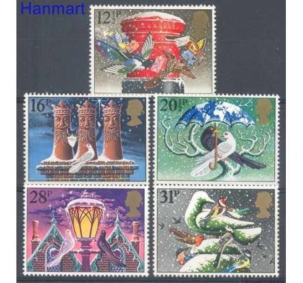 Wielka Brytania 1983 Mi 970-974 Czyste **