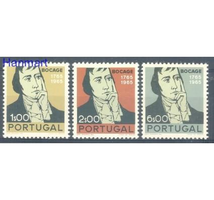 Znaczek Portugalia 1966 Mi 1023-1025 Czyste **