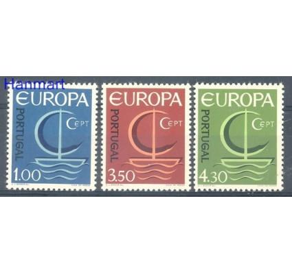 Znaczek Portugalia 1966 Mi 1012-1014 Czyste **